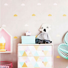 Cute Cloud Wall Stickers 35 pcs / Set Clouds Wall Decals For Kids Room Decor