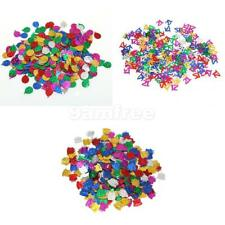 Mullticolor 21st Birthday Party Supplies Confetti Wedding Table Scatters Decor
