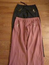 "VICTORIAS SECRET PINK BLING LMTD ED ""PINK"" BOYFRIEND SWEATPANTS NWT"