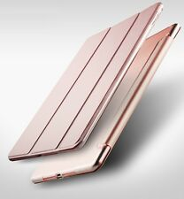 Smart Stand Cover Hard Case for iPad Air2/ Pro9.7/12.9with Free Screen Protector