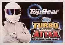 Turbo Attax Top Gear Trading Cards