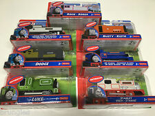 TRACKMASTER ENGINES THOMAS TANK ENGINE TRAIN FISHER PRICE RARE + DISCONTINUED