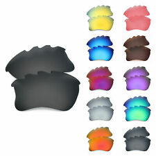 Polarized Replacement Lenses for-Oakley Flak Jacket XLJ Vented -Multiple Options