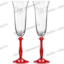 Personalized Wedding Engraving Champagne Wine Glasses Flutes Mr Mrs Bride Groom