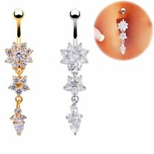Belly Piercings Jewelry Body Jewelry Navel Ring Navel Nail Navel Buckle