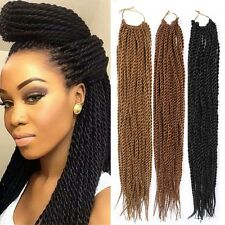 "27strands 18"" SENEGALESE Senegal 2S Braid Twist Crochet Synthetic Hair Extension"