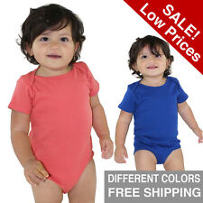 Infant One Piece Organic Cotton Infant Bodysuit Baby Clothes USA Made