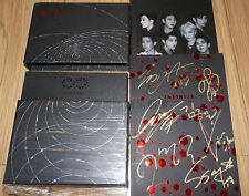 Signed Infinite 6th Album Infinite Only Handsigned Autograph Official Authentic