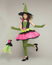 Princess Paradise Chasing Fireflies Girl Spiderina Witch Costume Hat Girl 4 6 8