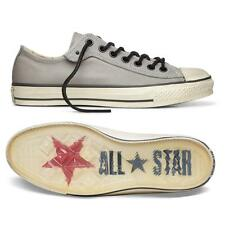 Converse Chuck Taylor John Varvatos Oxford 142976C Frost Gray/Turtle Unisex Shoe