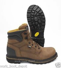 Rocky Governor Mens 6 Inch Brown Leather Gore Tex Waterproof Work Boot RKYK001