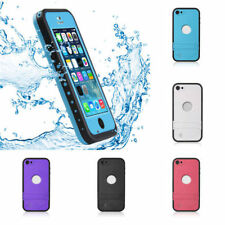 For iPod Touch 5 6 6th 5g Waterproof Redpepper Shock Snow Proof Armor Case Cover