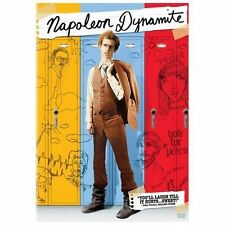 Napoleon Dynamite (DVD, 2009, Full Frame/Widescreen) Used