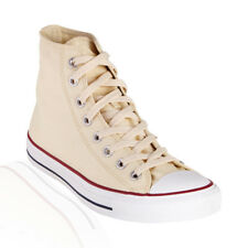 Converse All Star Chuck Taylor Unisex Shoes High - Unbleached White