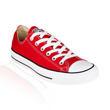 Converse All Star Chuck Taylor Unisex Shoes Low - Red