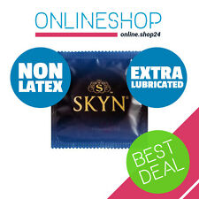 SKYN CONDOMS Polyisoprene Unimil Lifestyles Mates EXTRA LUBRICATED ! NON LATEX !