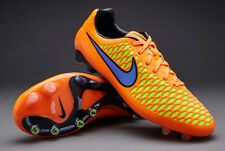 Clearance New Nike Magista Opus FG Stud ACC Pro Orange Mens Football Boots Shoes