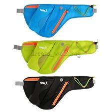 Waterproof Cycling Fanny Pack Running Bum Bag WATER BOTTLE POUCH Zip Waist Belt