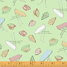 Windham Fabrics - Laundry Day 42420-5 - Quilts, Aprons