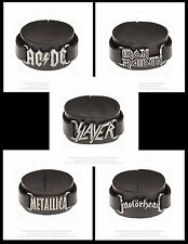 Alchemy Rocks Band Pewter Logo Leather Wrist Strap Bracelet Official Merchandise