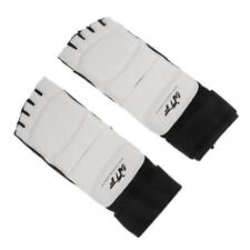 Unisex Taekwondo Foot Protector Gear Martial Arts Boxing Punch Sparring MMA