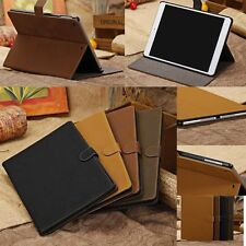 Ultra Slim Smart Luxury Leather Case Stand Cover For iPad Mini/ 2/3/4/ Air/ Pro