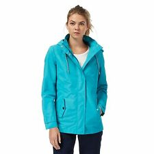 Maine New England Womens Turquoise Fleece Lined Jacket From Debenhams