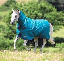 NEW Shires Tempest 50g Lite Lightweight Fixed Neck Combo Turnout Horse Pony Rug