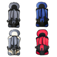 Pop Safety Baby Child Car Seat Toddler Infant Convertible Booster Portable Chair