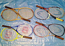 (Lots of 2) Tennis Racquets Prince Wilson Head Magnesium Matrix Oversize Rackets