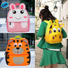 Neoprene Animal Design Backpack Kindergarten Shoulder Bag for Preschool Children