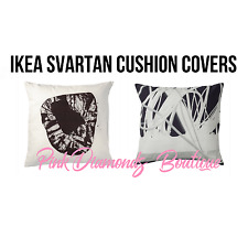 IKEA SVARTAN CUSHION COVERS  Assorted NEW!!**LIMITED EDITION***