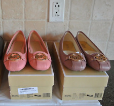 Michael Kors Fulton Moccasin flat shoes! New with Box! 2 colors to choose from!