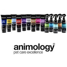 Animology Pet Dog / Puppy Flea & Tick Grooming Wash Cleaning Shampoo 250ml