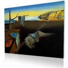 Alonline Art - Canvas   Poster   Sticker The Persistence Of Memory Melting Clock