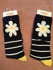 NWT Gymboree Flower Showers Navy Spring Knee Socks Sz Small or Medium