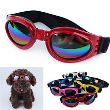 Cool Pet Dog Goggles UV Sunglasses Anti-wind Glasses Eye Wear Protection