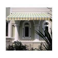 Patio Sun Awning Canopy Shelter Porch Outdoor Cover Front Back Rain Roof Shade