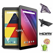 XGODY 32GB 10.1'' Android 5.1.1 TABLET PC 4 Core Dual Camera HDMI WiFi Bluetooth