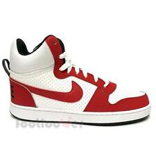 Shoes Nike Court Borough Mid 838938 101 Man Sneakers White Gym Red Black Sneaker