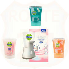 Genuine Dettol No Touch Hand Wash Soap Refill System 250ml