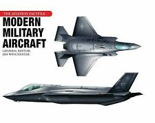 Modern Military Aircraft by Jim Winchester BRAND NEW ILLUSTRATED HARDCOVER BOOK