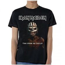 Iron Maiden: Book Of Souls T-Shirt  Free Shipping  New  Official