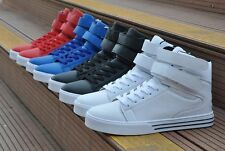 New Fashion Men's Casual High Top Sport Sneakers Athletic Running Shoes W1