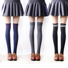 Over  Knee Socks Cylinder College Wind Compression Stockings High Stockings