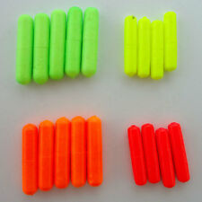 100Pcs Outdoor Fishing Float Stops Bobber Line Floater Accessories Tool