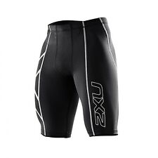 Men Compression Tights Fitness Shorts Running Fit Men Sports Gym Cycling Shorts