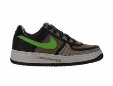 Mens Nike Air Force 1 Insideout Priority Undefeated Black Green Bone 314770-031