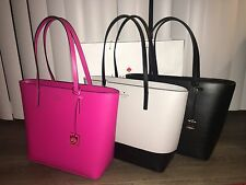 Kate Spade Tori Sawyer Haven Street Maxi Leather Tote