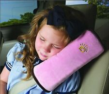 Children 2017 Car Seat Protection Protect Safety Strap Belts Pillow Shoulder
